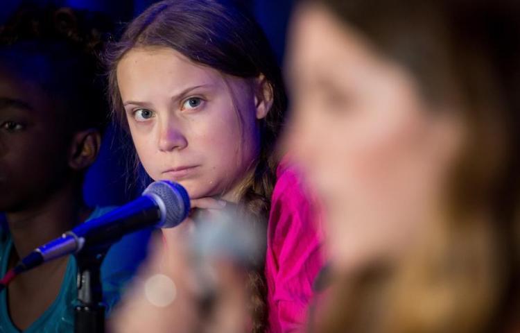 La Cumbre del Clima reaviva los falsos ataques contra Greta Thunberg