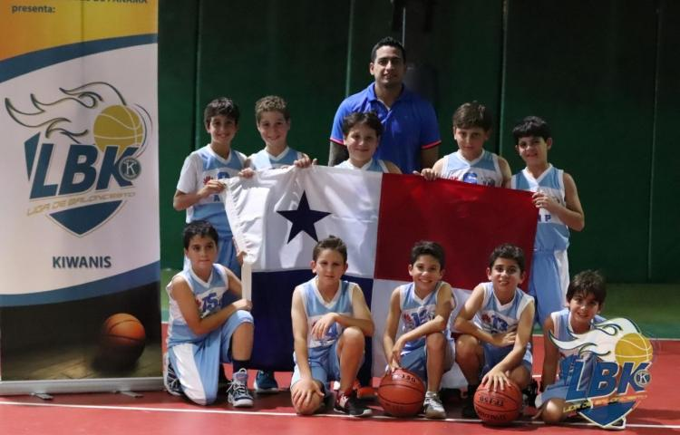 Academia Hebrea de Panamá dominó U10M del Kiwanis