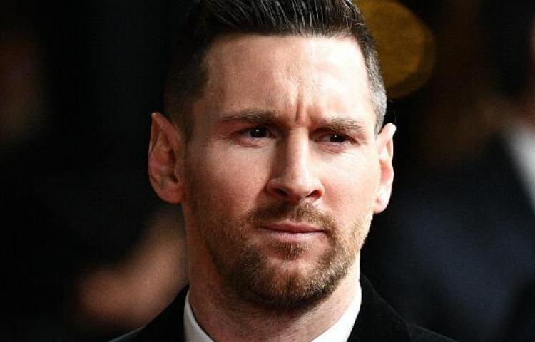 Messi consigue su sexto Balón de Oro