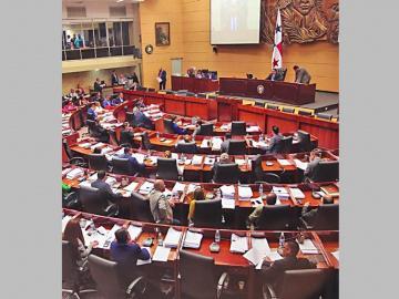 En período de reformas Asamblea gasta 25 mil en armas