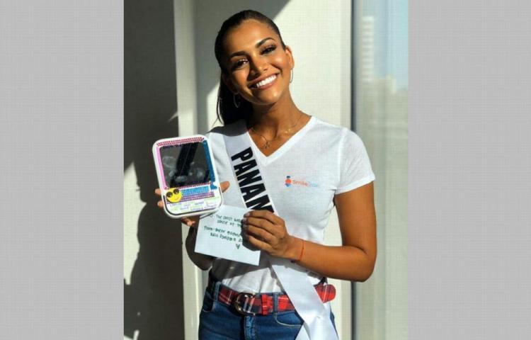 Ya pueden votar por Mehr Eliezer en Miss Universo