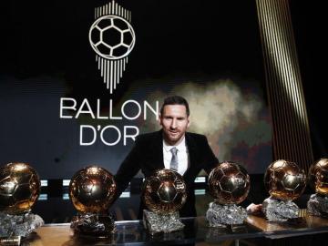 Lionel Messi, el mejor de la historia