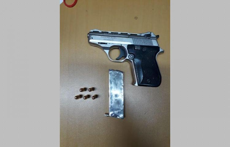 Recuperan armas de fuego en reyerta en cárcel de Chitré