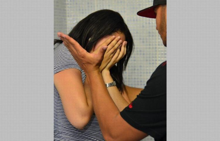 Nica quedó detenido por darle golpe a su mujer
