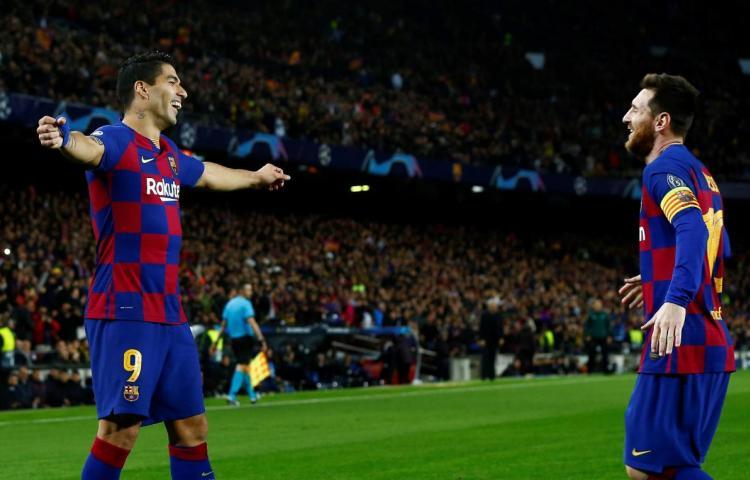 La prensa deportiva encumbró a Messi