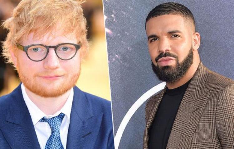 Drake y Ed Sheeran son los artistas más reproducidos de la década en Spotify