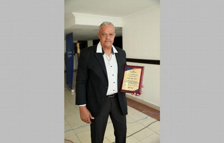 Héctor 'Tocho' Ávila fue condecorado