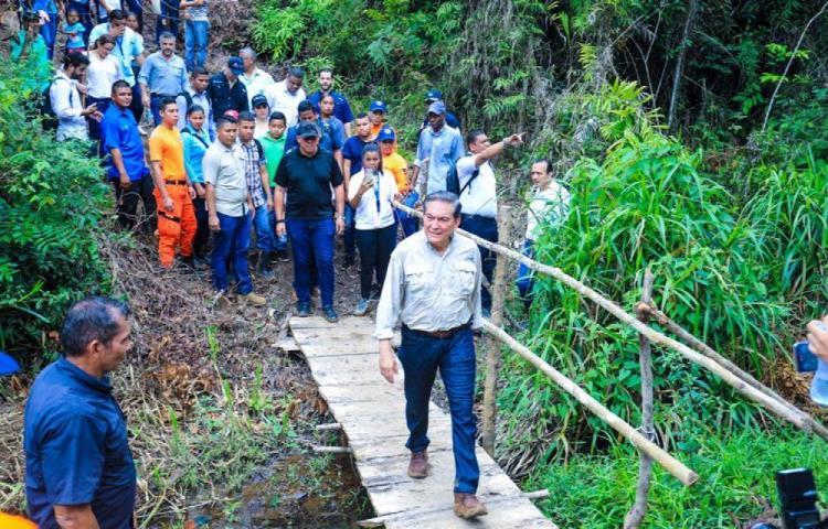 Presidente Cortizo sancionó el programa 'Estudiar sin Hambre'