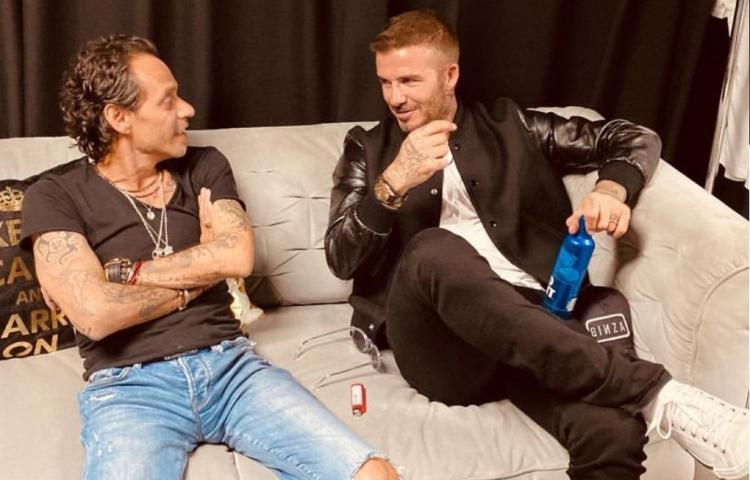 ¡OMG! David Beckham, en Panamá