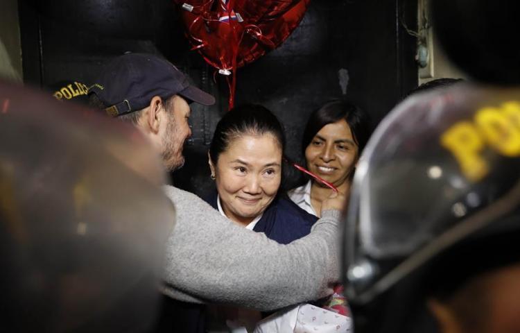 """""""Señora K"""", el apodo que vuelve a vincular a Keiko Fujimori con la corrupción"""