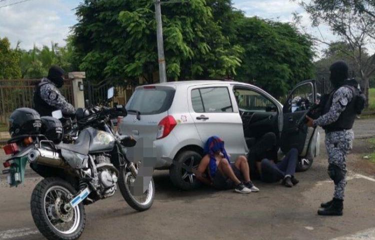 Detienen a dos en Chiriquí por presunto robo a extranjero