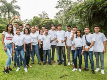 Jóvenes iniciarán pasantías laborales