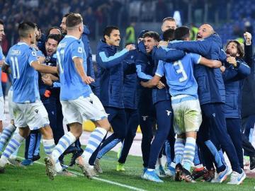 Lazio hundió al Juventus en el Olímpico