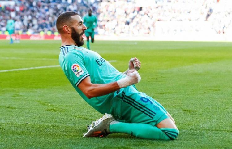 Benzema está cargando al Real Madrid