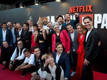 """La cuarta temporada de """"La Casa de papel"""" llegará el próximo 3 de abril"""
