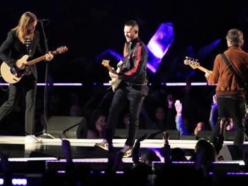 Maroon 5 actuará en el Festival de Viña del Mar de 2020