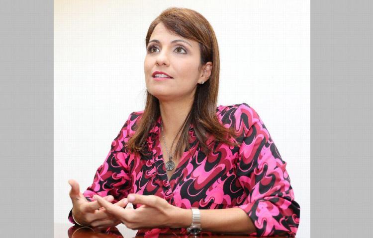 'Panamá merece tener una Constitución moderna', Ana G. Rosas Ana Giselle. Rosas