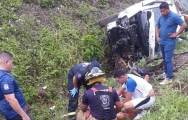 Muere cabo de la DIJ en trágico accidente en Almirante