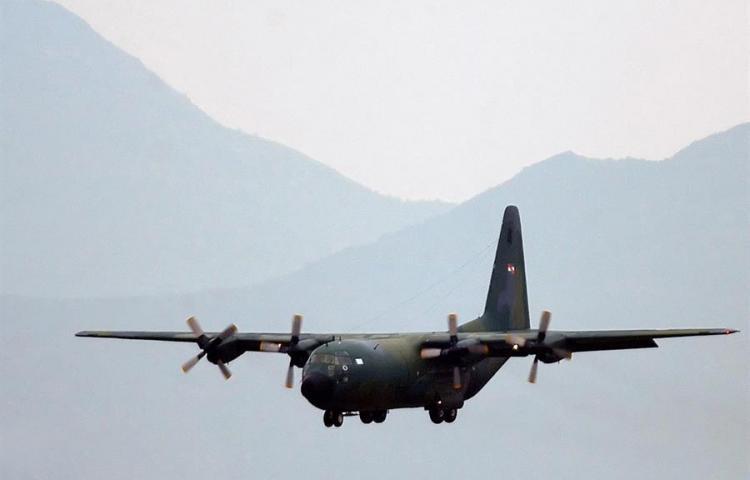 Chile busca contrarreloj avión militar perdido en Antártida con 38 pasajeros