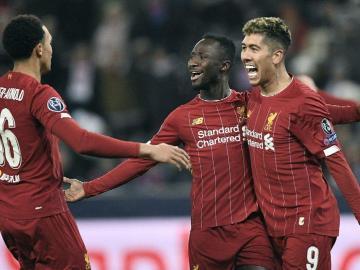 Liverpool no falló y avanzó a octavos de final