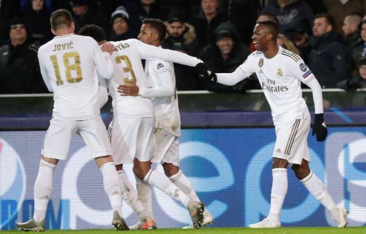 Real Madrid ganó, pero su accionar no convenció