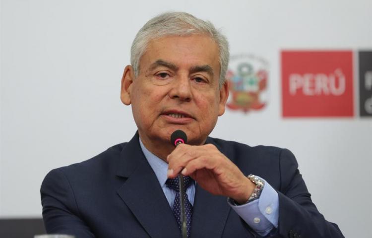 Dictan prisión preventiva para ex primer ministro de Perú por caso Odebrecht