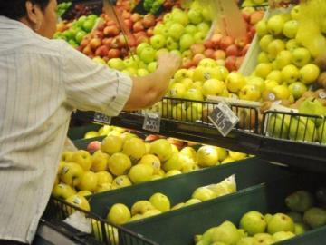 Aupsa pausó ingreso de peras y manzanas plagadas de gusanos procedentes de China
