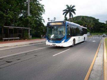 MiBus será administrada por mano de obra 100% panameña