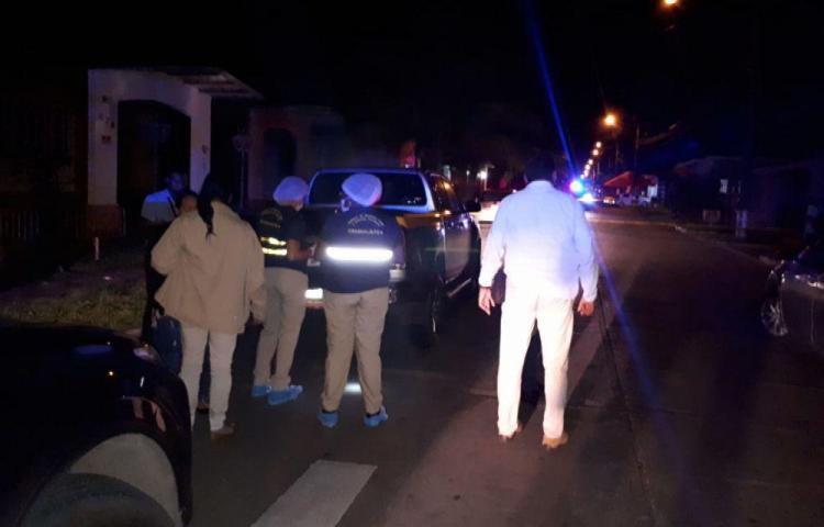 Menor de 16 años recibe balazo en tiroteo en Colón