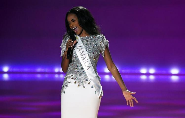 Lo mejor del triunfo de la jamaicana Toni-Ann Singh