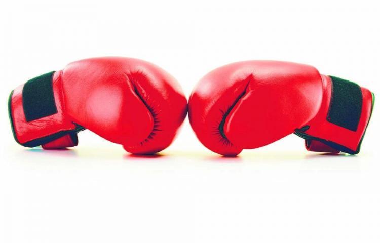 Sus golpes no convencen en el 'ring'