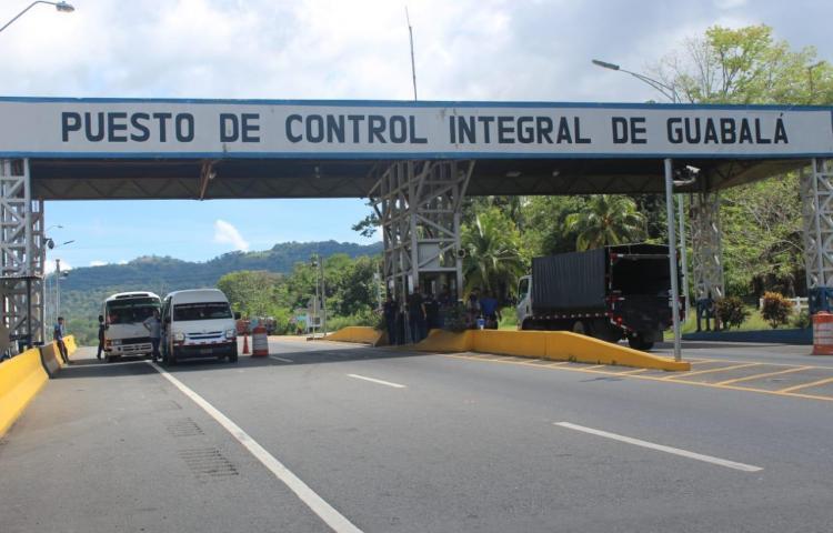 Detienen a 17nicaragüenses en Chiriquí