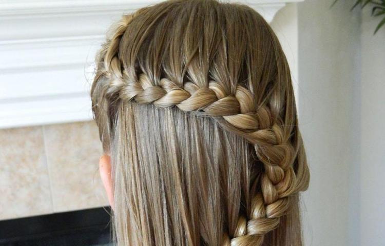 Peinados Elegantes Y Sencillos Para Niñas El Siglo