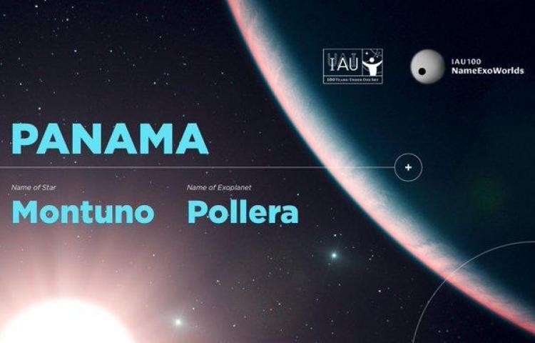 Panamá cuenta con una estrella y un exoplaneta