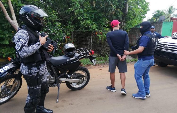 Cae presunto vinculado a caso de homicidio en Pacora