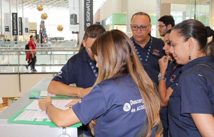 Acodeco presenta denuncias penales contra agentes económicos
