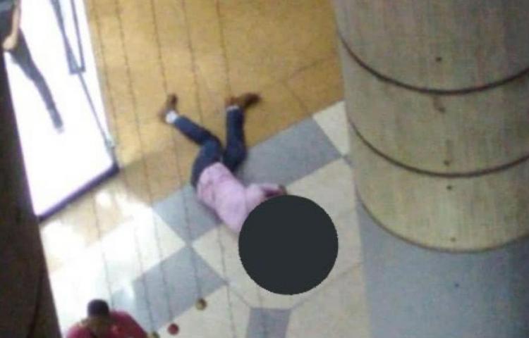 Un adulto y una niña mueren al caer al vacío en un centro comercial en Venezuela