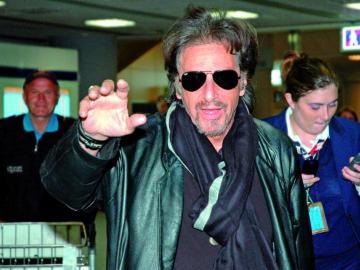 Al Pacino confiesa que se sometió a terapia