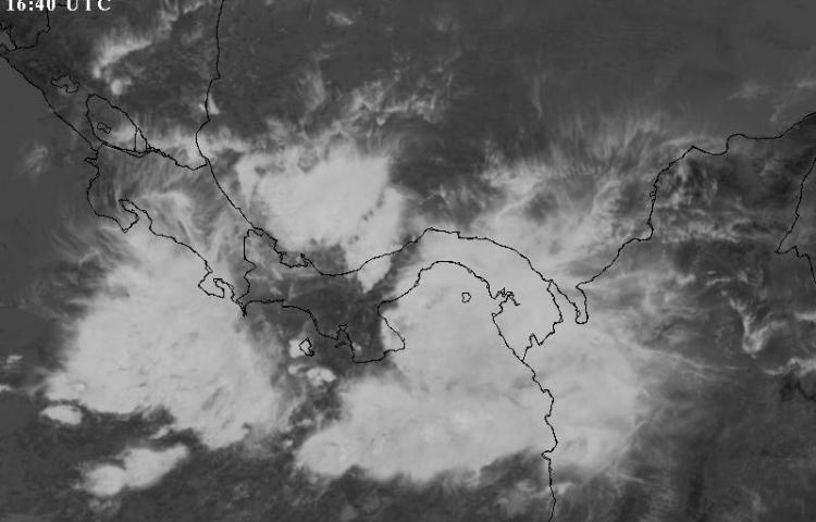 Alerta de prevención en Panamá por nuevo frente frío y oleajes en el Caribe