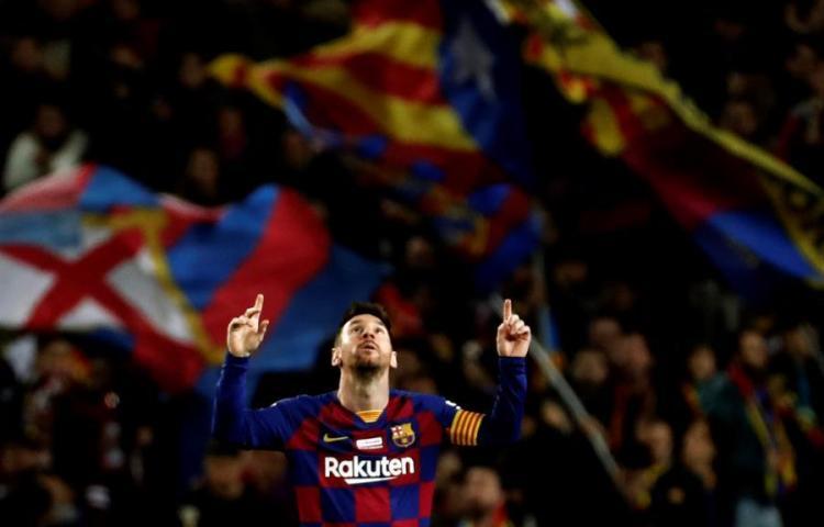 """Messi:""""Ser el goleador de la Liga es especial, uno de los récords más lindos"""""""