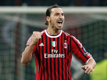 Zlatan, de vuelta al AC Milan