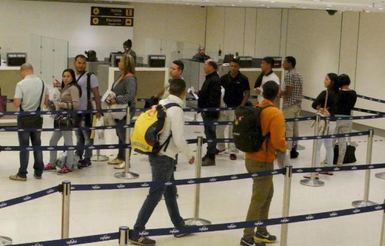 Migración en el país movilizó 82 mil 732 viajeros