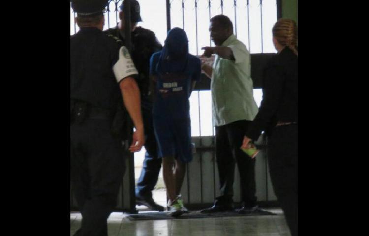 Menor quedó detenido por robo agravado en Chiriquí