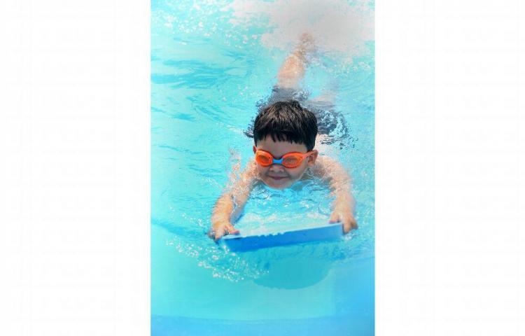 Cursos de natación gratis en piscinas del Municipio de Panamá