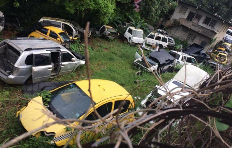 Vecinos de Río Abajo denuncian criaderos por chatarras