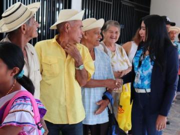 Programa de transferencia monetaria beneficiará a más de 9 mil herreranos