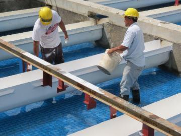 Sectorización de agua potable en la ciudad de David