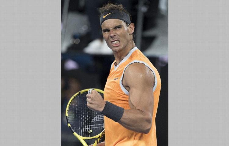 Rafael Nadal tuvo una espectacular campaña