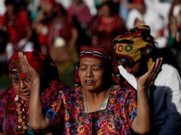 """Guatemala conmemora el aniversario de la firma de la paz con los mismos retos aún """"vigentes"""""""