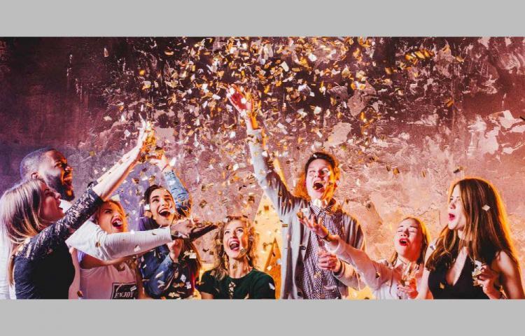 A celebrar en grande en fin de año